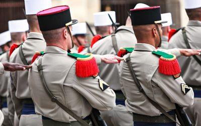 Sur les pas de la Légion